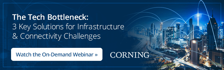 The Tech Bottleneck: 3 Key Solutions for Infrastructure & Connectivity Challenges
