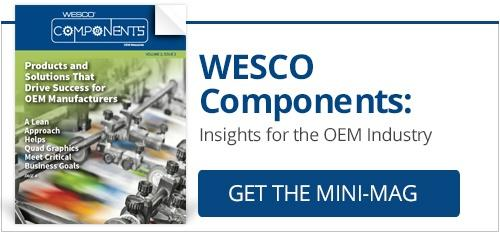 WESCO Components: Get the Mini-Mag