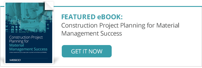 eBook: Construction Project Planning for Material Management Success