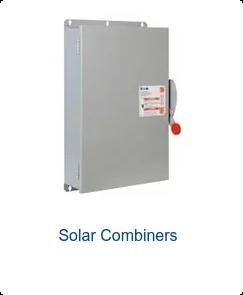Solar Combiners