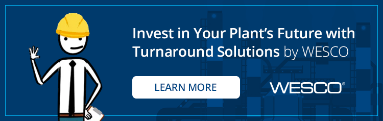 Invest in Your Plant's Future with Turnaround Solutions by WESCO