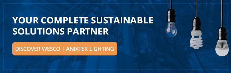 Your complete sustainable solutions partner. Discover WESCO | Anixter lighting.