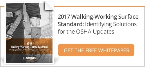 2017 Walking-Working Surface Standard: Identifying Solutions for the OSHA Updates