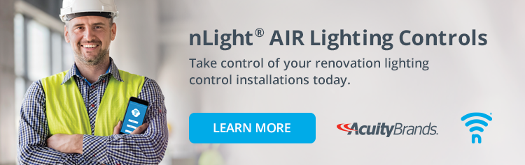 nLight AIR Lighting Controls