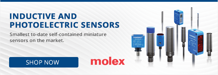 Inductive and Photoelectric Sensors