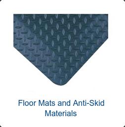 Floor Mats and Anti-Skid  Materials