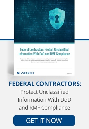 Federal Contractors: Protect Unclassified Information With DoD and RMF Compliance