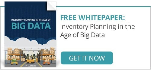 Free Whitepaper: Inventory Planning in the Age of Big Data