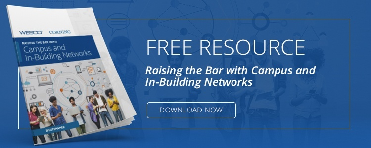 Free Resource: Raising the Bar with Campus and In-Building Networks