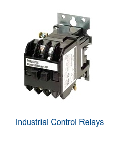 Industrial Control Relays