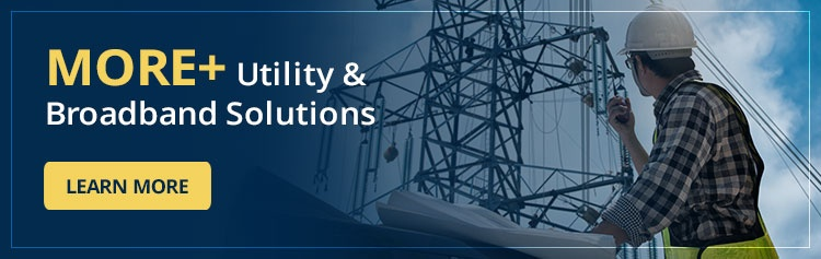 MORE+ Utility and Broadband Solutions