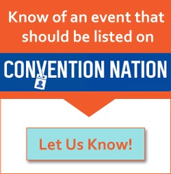 Submit a conference or convention to Convention Nation