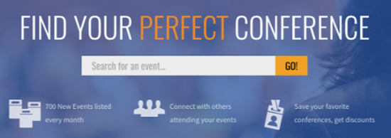 Fine Your Perfect Conference