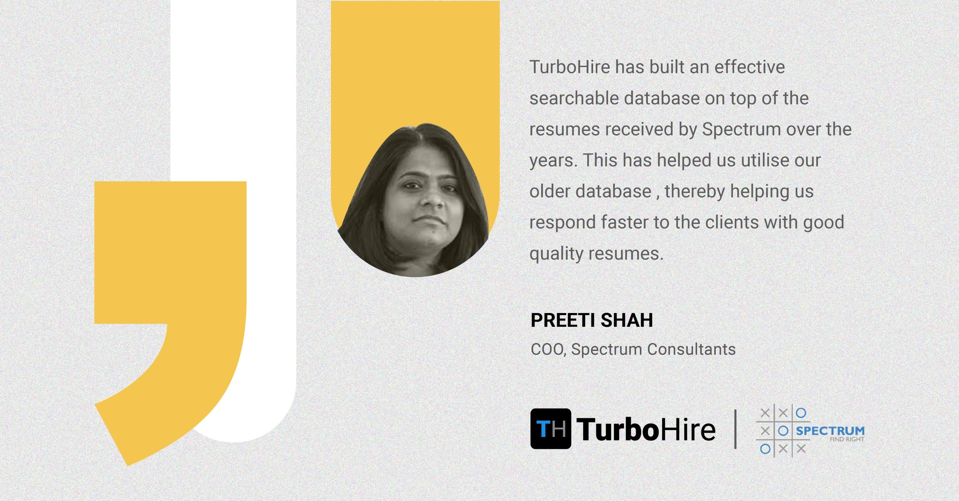 How TurboHire Fueled Talent Discovery For Volume Hiring For Spectrum
