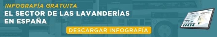 Descarga infografía: el sector de las lavanderías en España
