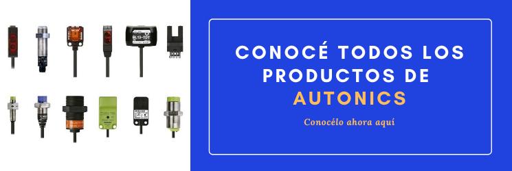 Productos Autonics_Silge.com.ar