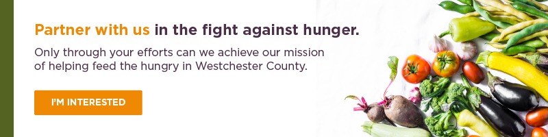 Partner with Feeding Westchester