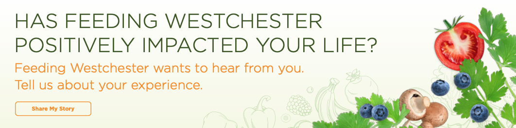 Share Your Story - Feeding Westchester