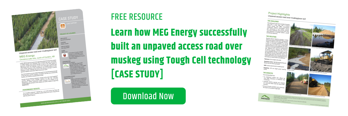 Free Resource: MEG Energy Access Road Case Study