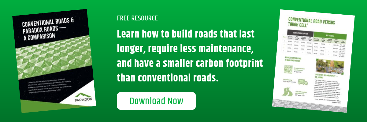 Download our free road-building fact sheet