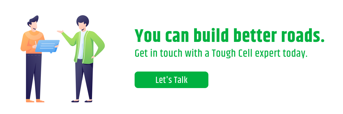 Get in touch with a Tough Cell expert