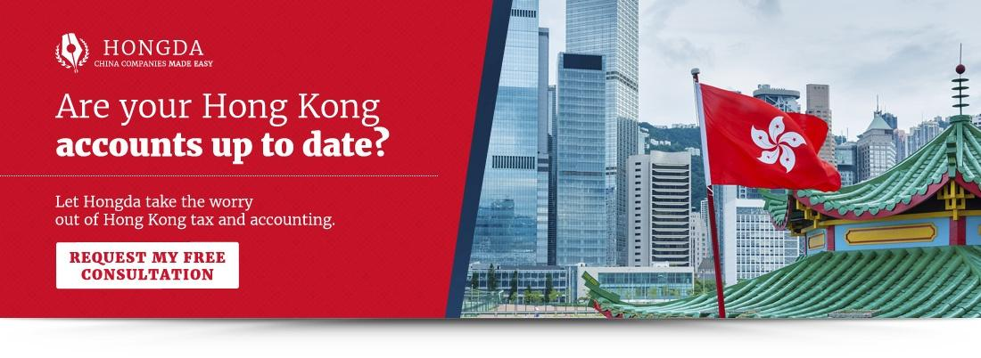 Hong Kong Tax and accounting service