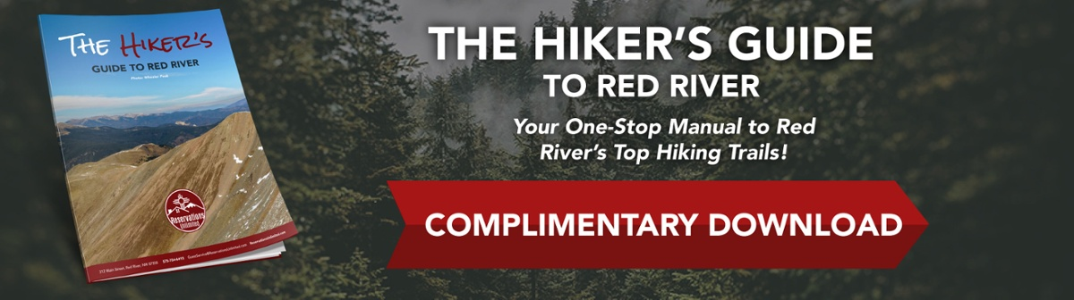 Hiker's Guide to Red River