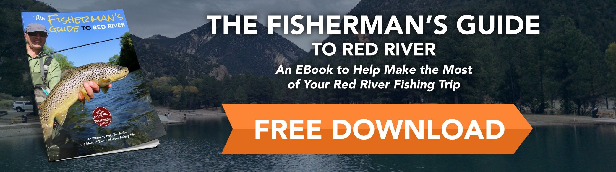 Red River NM Fisherman's Guide