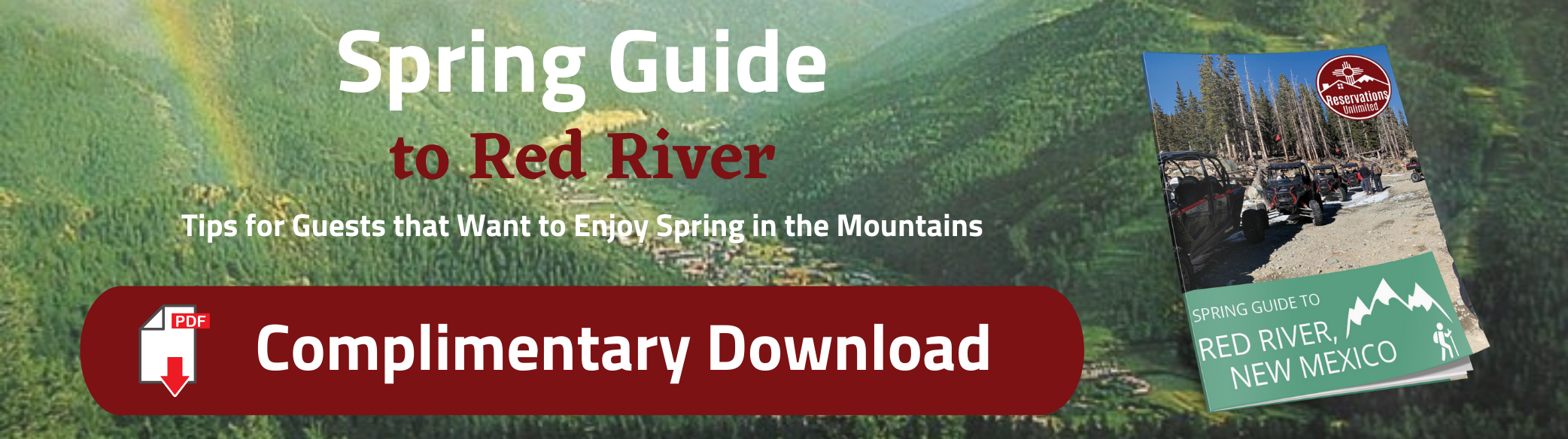 Guide to Spring in Red River, NM