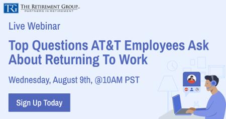 TRG AT&T Pension Planning Webinar