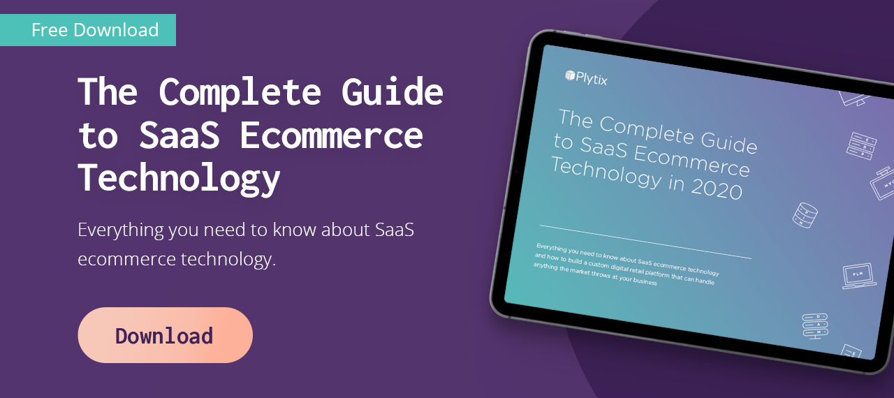 Everything you need to know about SaaS technology and ecommerce