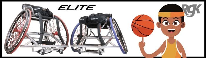 rgk elite basketball wheelchair