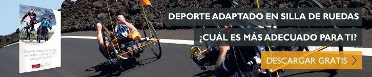 Deporte adaptado en silla de ruedas