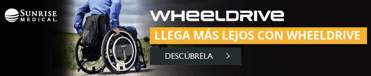Silla de ruedas Wheeldrive