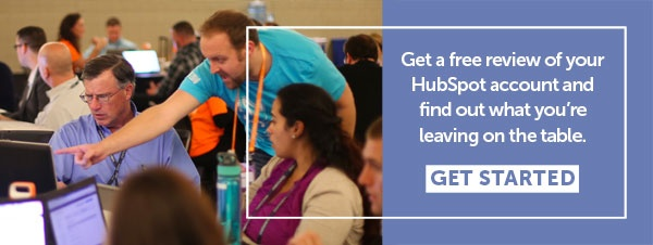 Get Your HubSpot Review!