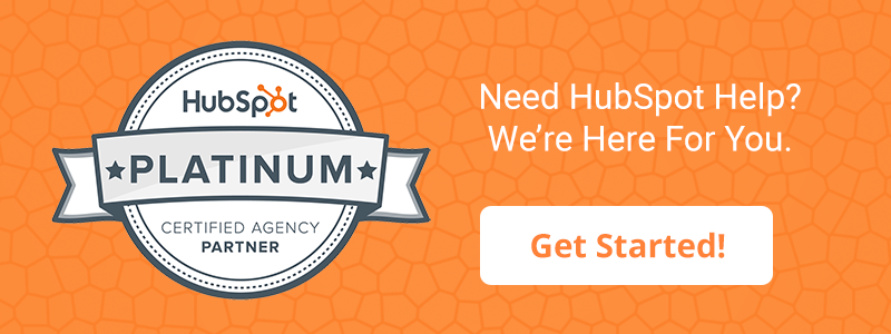 Work with a HubSpot Partner Agency