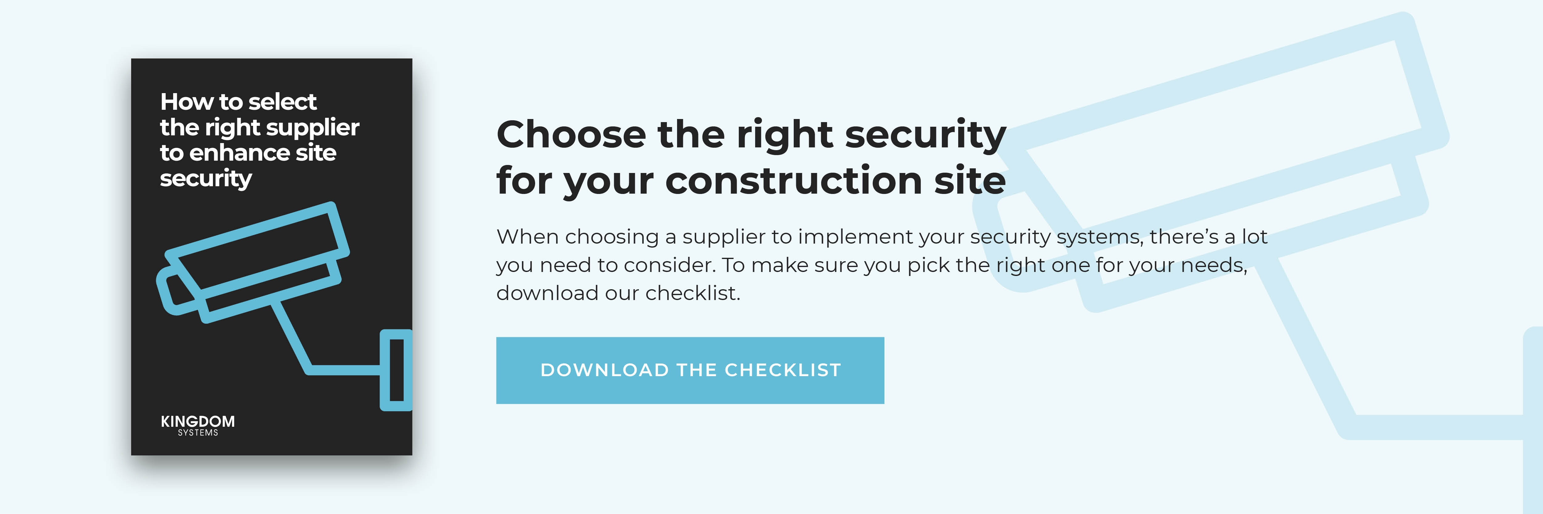 choosing the right security partner