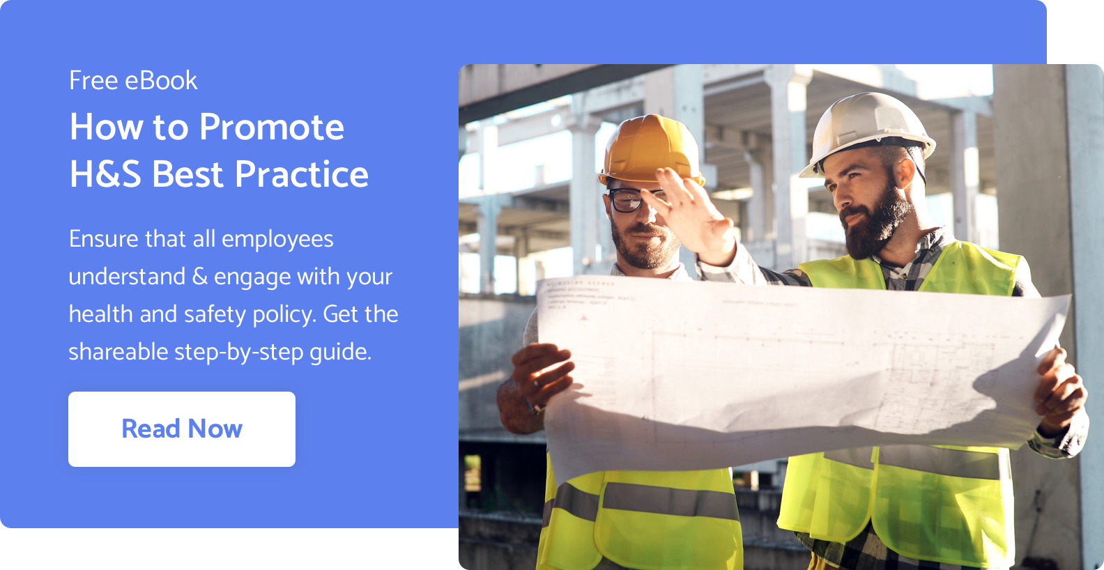 How to Promote H&S Best Practice eBook