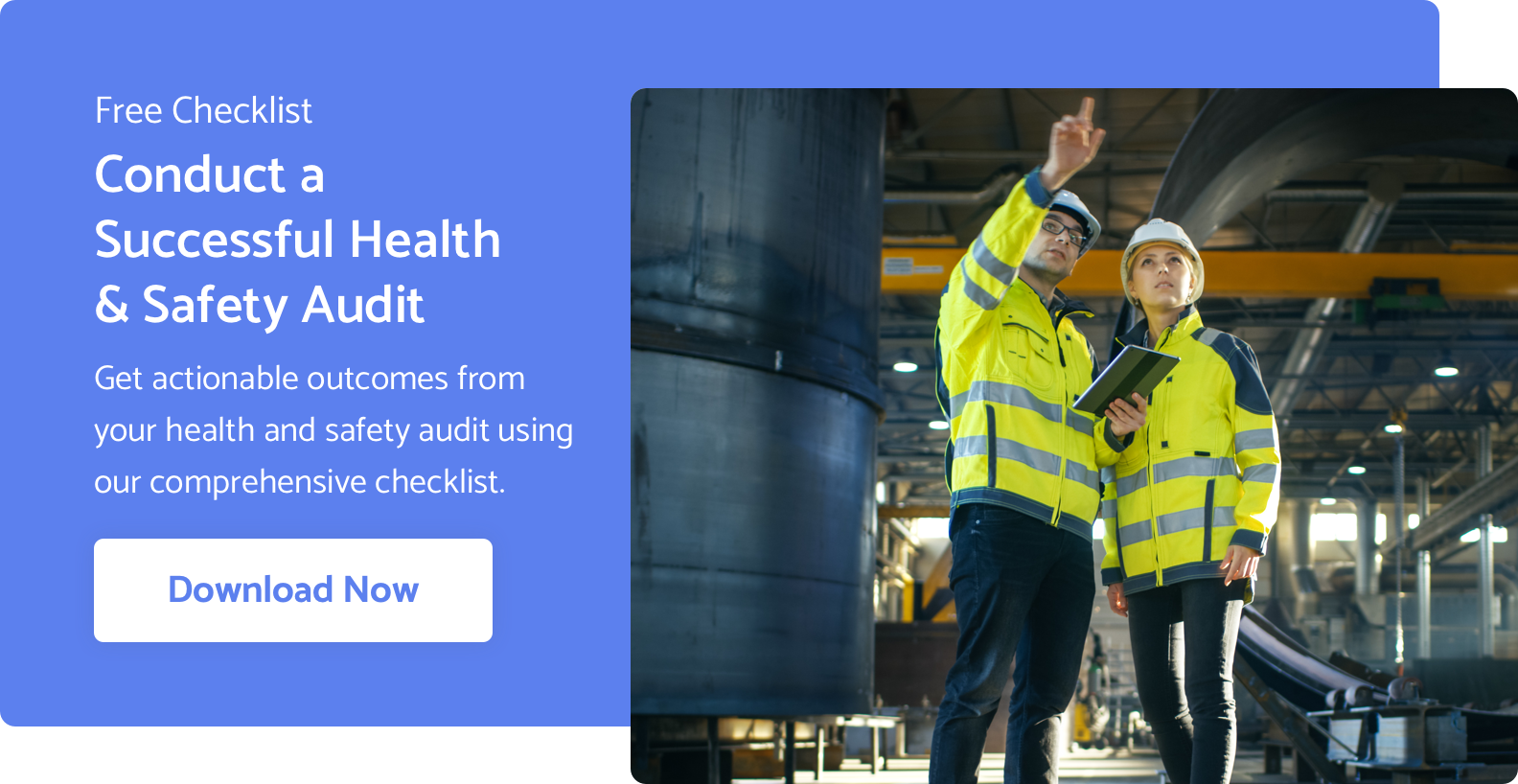 Free Checklist: Conduct a Successful Health & Safety Audit