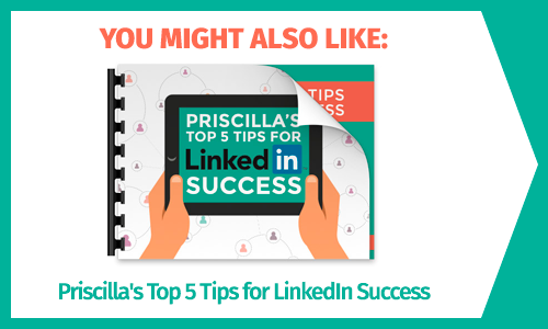 You Might Also Like: 5 Tips for LinkedIn Success