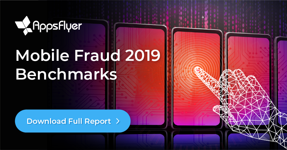 AppsFlyer Mobile Fraud Data 2019