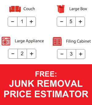 Free Junk Removal Price Estimator