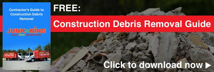 Free Construction Debris Removal Guide