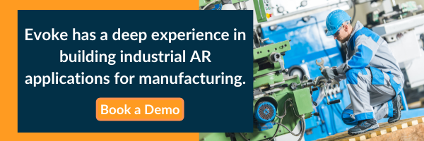 AR solutions for your manufacturing