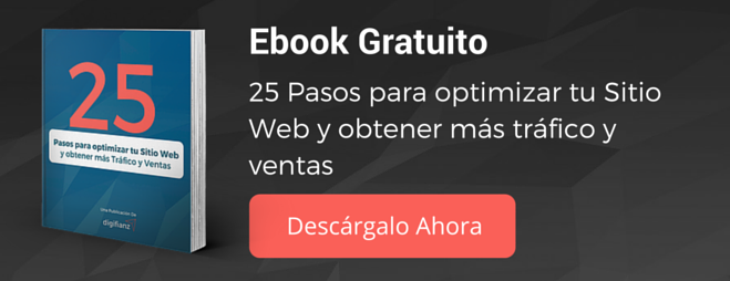 25 Pasos para optimizar tu sitio web