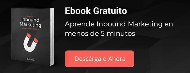 eBook de Inbound Marketing