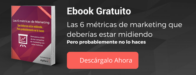 Ebook de metricas de marketing que deberias estar midiendo