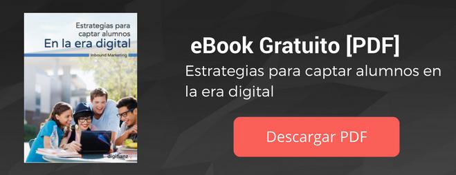 Estrategias para captar alumnos en la era digital PDF
