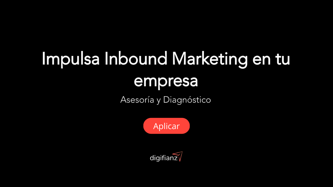 Impulsa Inbound Marketing en tu empresa
