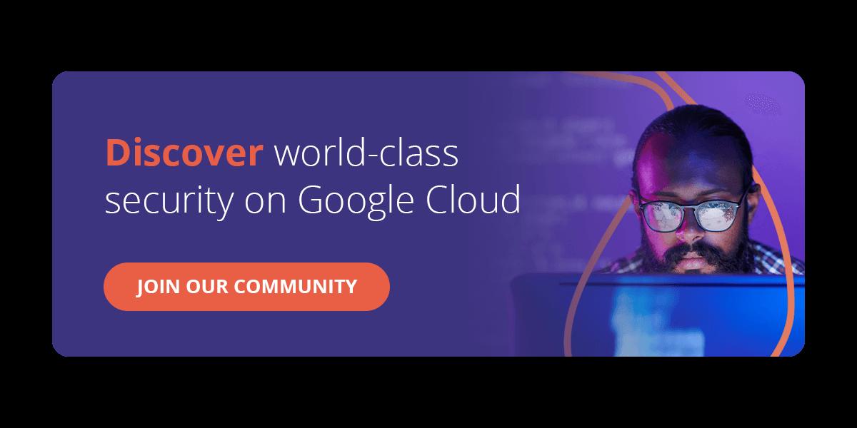 Google Cloud security track Appsbroker